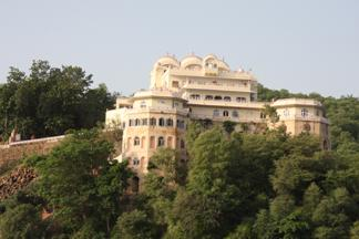 Siliserh Lake Palace