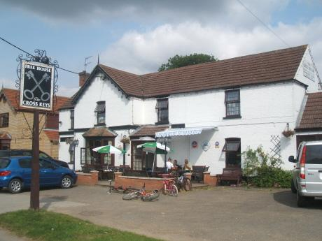 The Cross Keys Moles