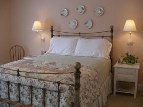 Bed and Breakfast at The Rock Garden