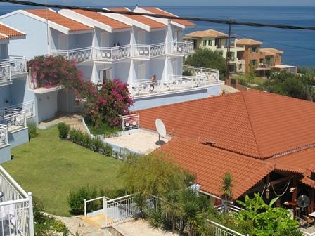 Pelagos Apartments Skala