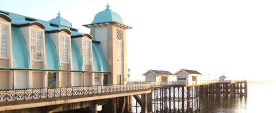 The Pier & The Pebble Hotel