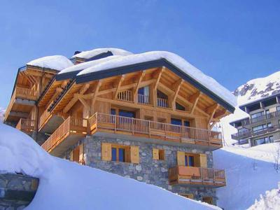 Chalet Chardonnet