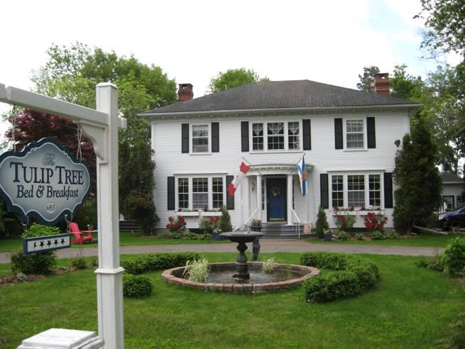 The Tulip Tree Bed & Breakfast