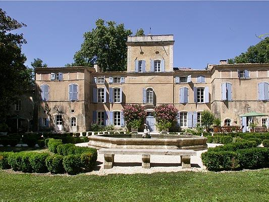 Chateau des Barrenques