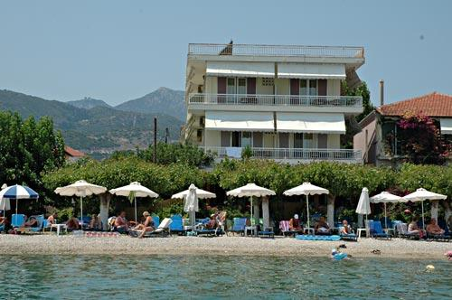 Hotel Nydrion Beach Nidri