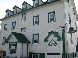 Third Mission Heritage Suites