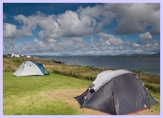 Port Mor Campsite