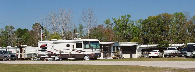 Powell's Campgrounds
