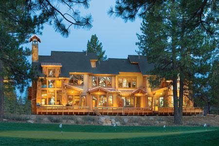 Tahoe Mountain Resorts Lodging Trailside