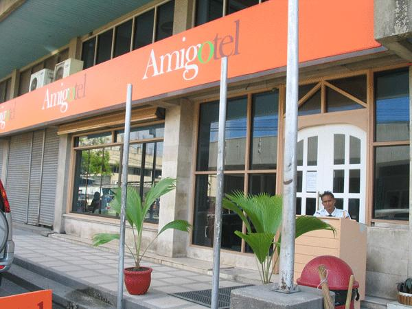 Amigotel Hotel and Suites