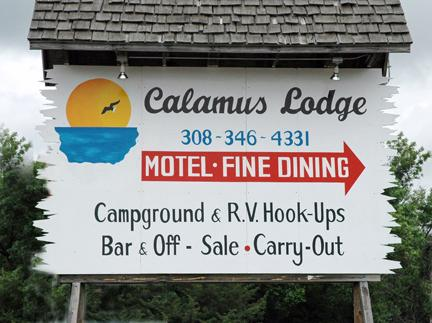 ‪Calamus Lodge‬