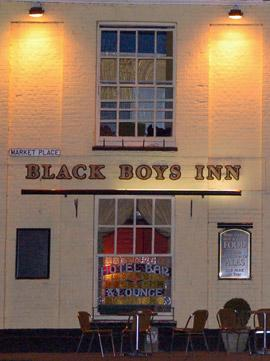 Black Boys Hotel & Restaurant