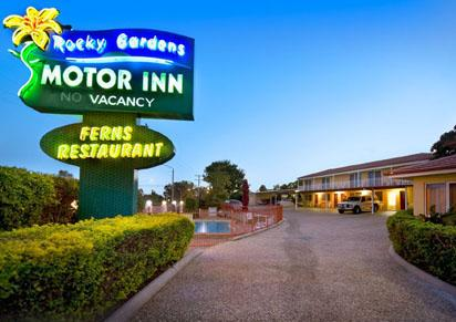 Gracemere Motor Inn Rockhampton See Reviews And 4