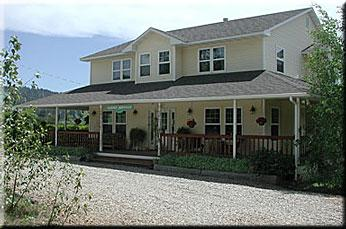 Garden Mountain Bed & Breakfast