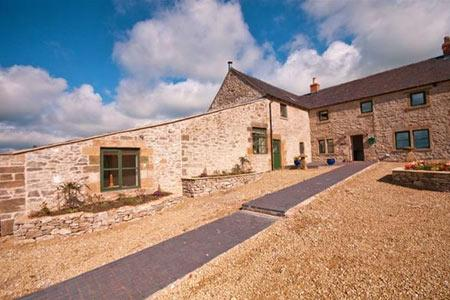 Uppermoor Farmhouse and Holiday Cottages