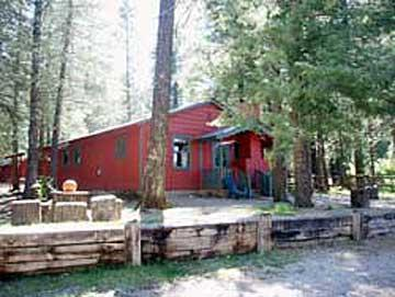 Spruce Cabins