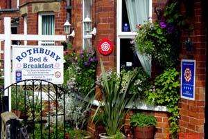 Rothbury Guest House