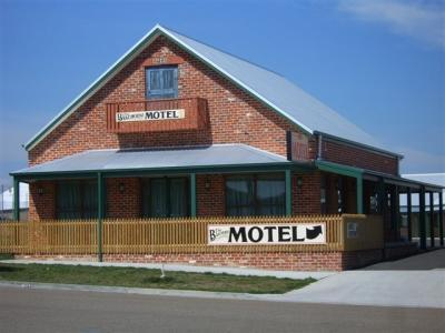 ‪The Bakehouse Motel‬