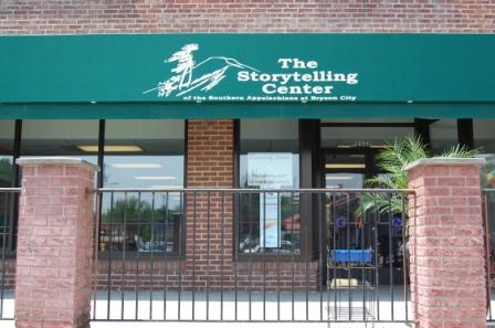 The Storytelling Center of the Southern Appalachians at Bryson City