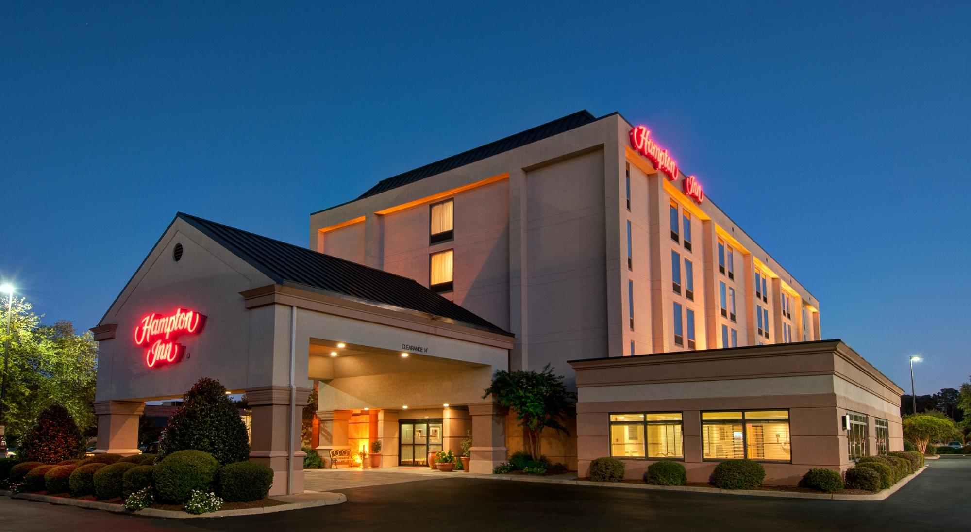 Hampton Inn Newport News-Yorktown