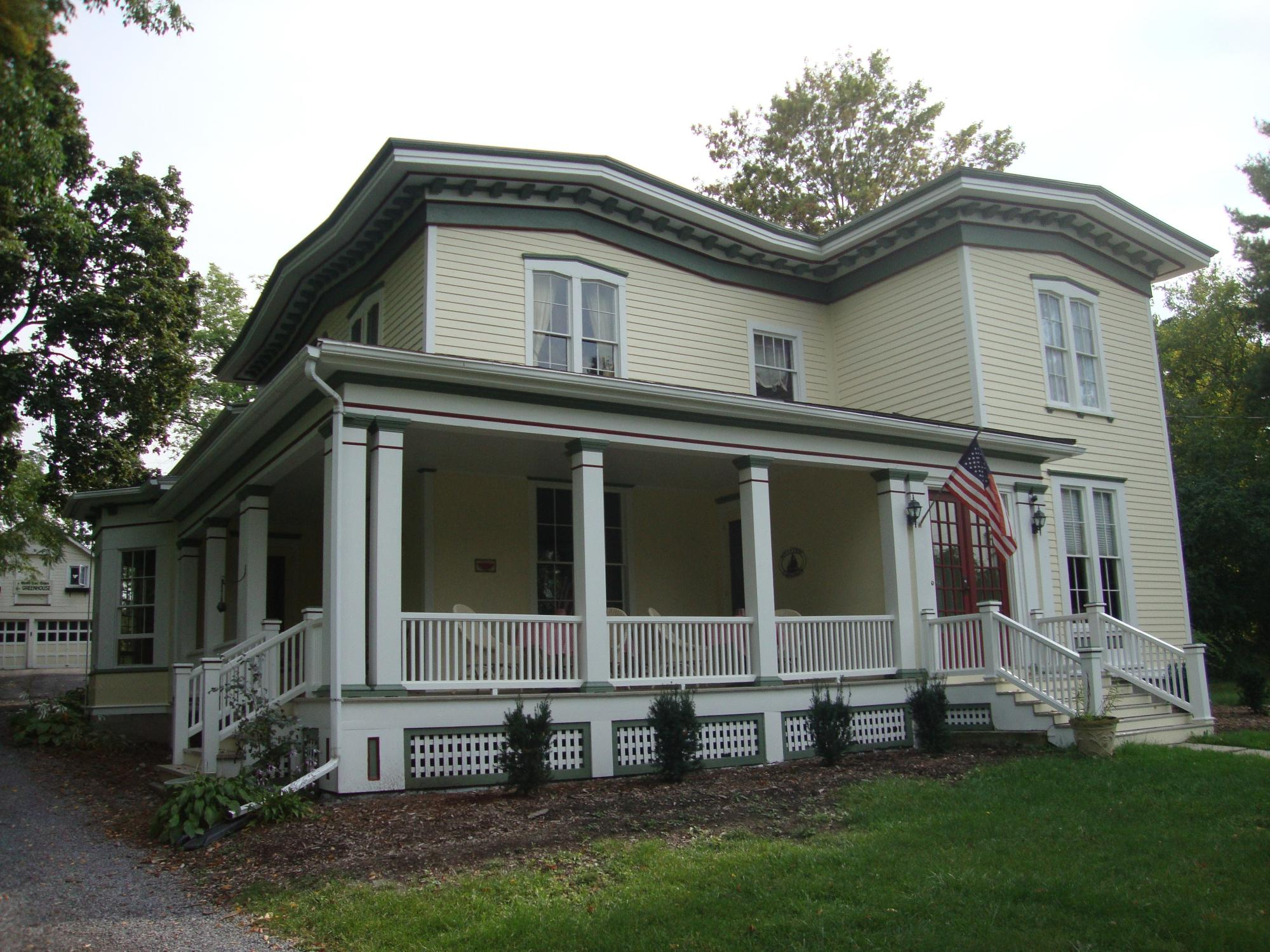 Finger Lakes Bed & Breakfast