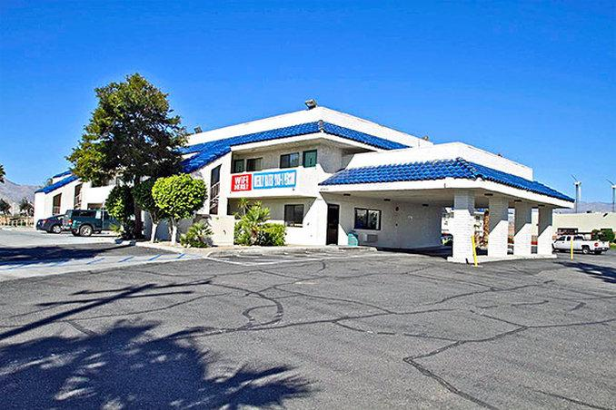 ‪Motel 6 Palm Springs North‬