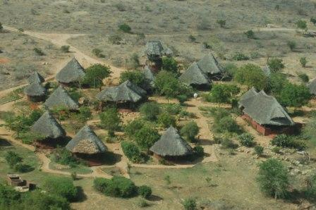 Tsavo Buffalo Camp