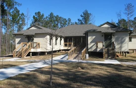 Bogue Chitto State Park Lodging
