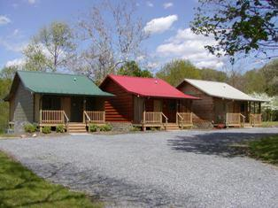 River Trail Cabins