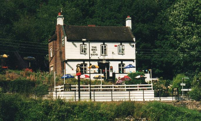 The Bird in Hand Inn