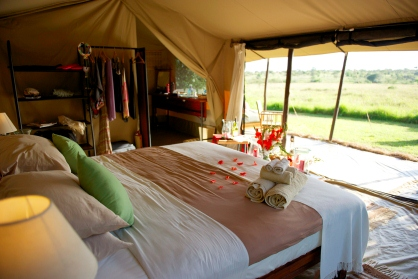 Encounter Mara Safari Camp by Asilia Africa