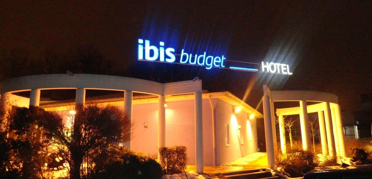 Ibis Budget Annecy