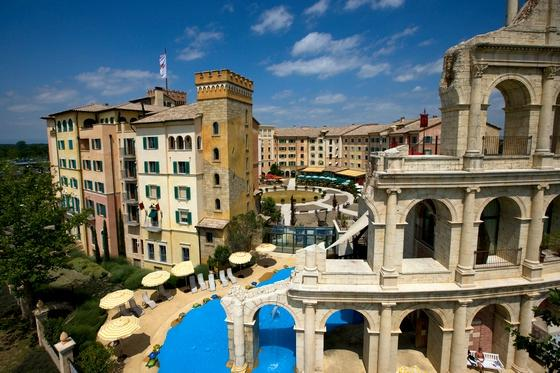 "Hotel ""Colosseo"" Europa-Park"