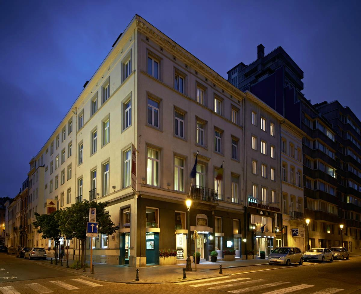 Hotel Leopold Brussels