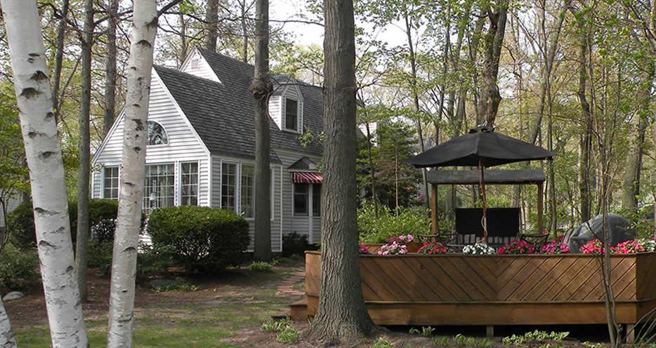 Shaded Oaks Bed and Breakfast