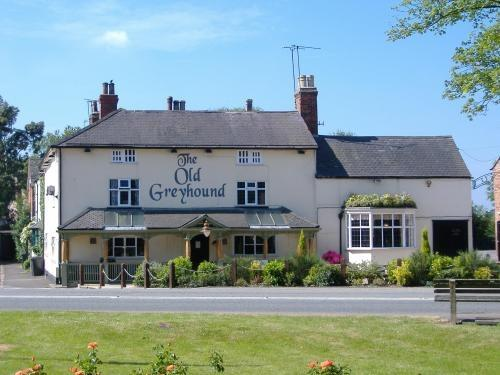 Old Greyhound Inn
