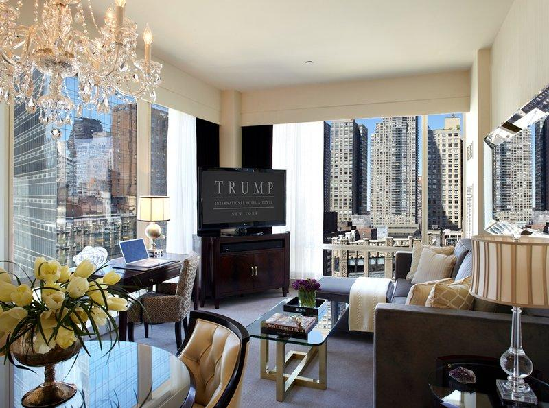 Trump International Hotel and Tower New York