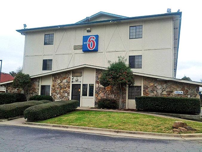 Motel 6 Little Rock - South