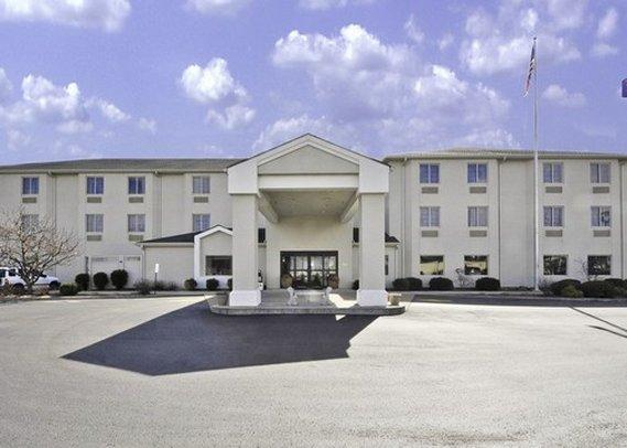 ‪Sleep Inn & Suites Lakeside‬