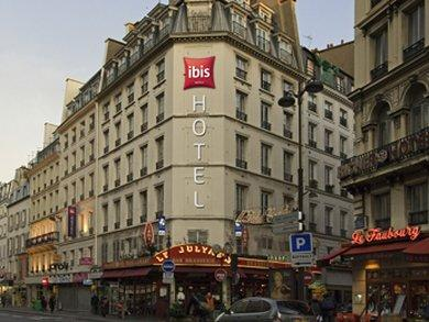 Ibis Paris Grands Boulevards Opera 9eme
