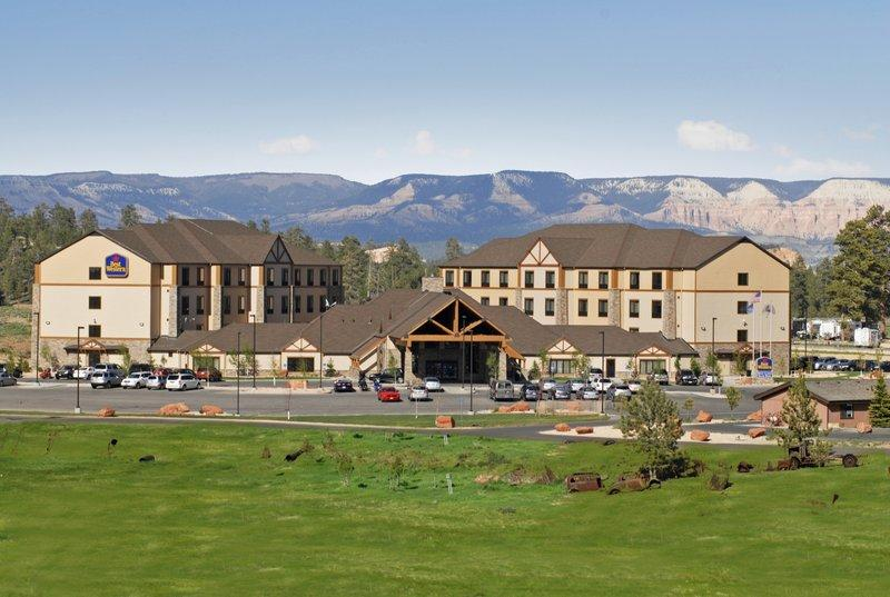 ‪BEST WESTERN PLUS Bryce Canyon Grand Hotel‬