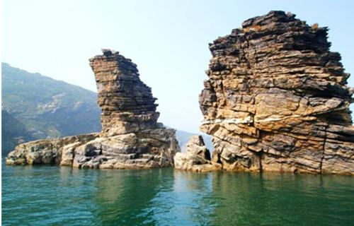 Lushun Bird Port and Snake Island Reservation