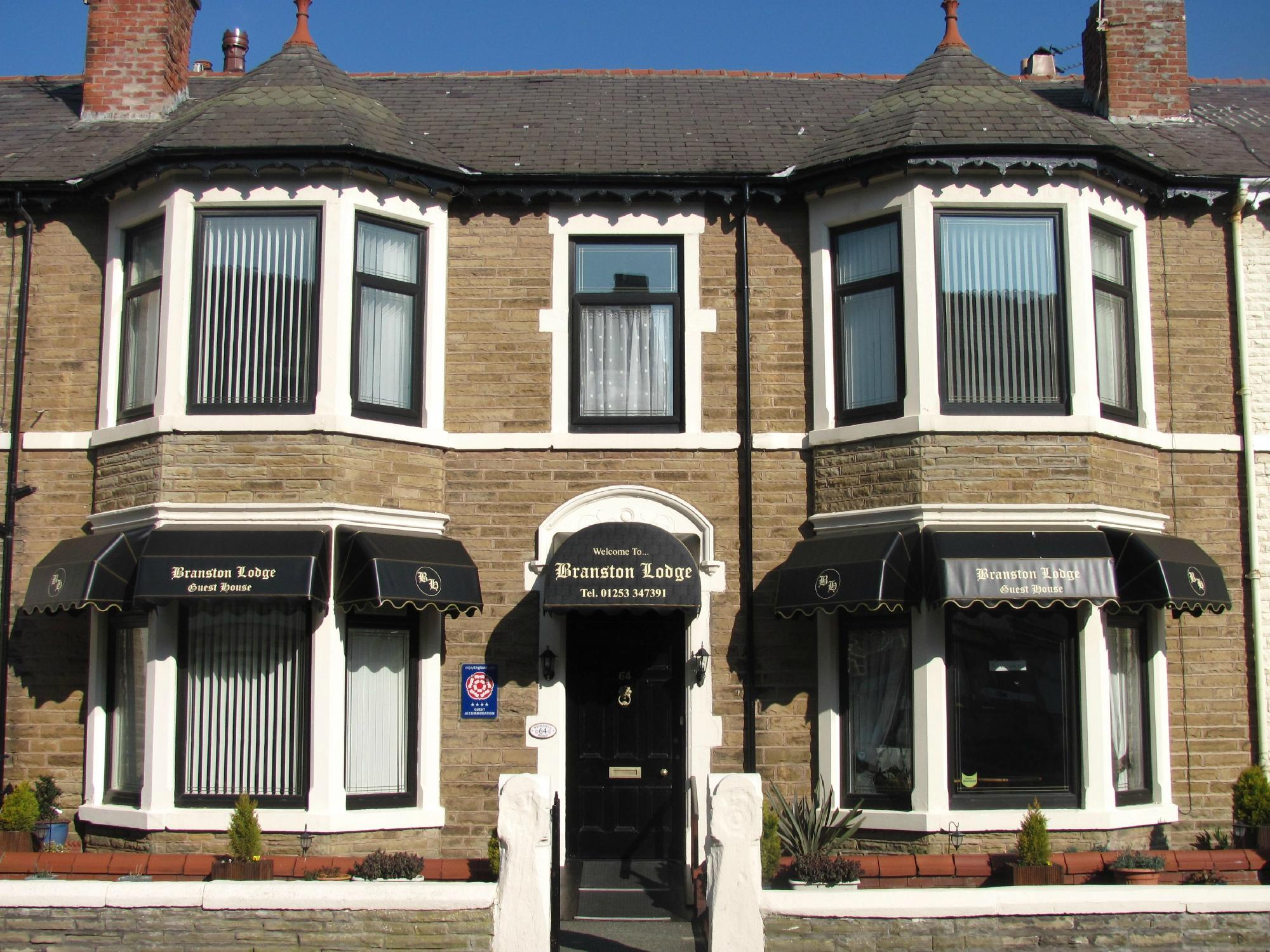 Branston Lodge Guest House
