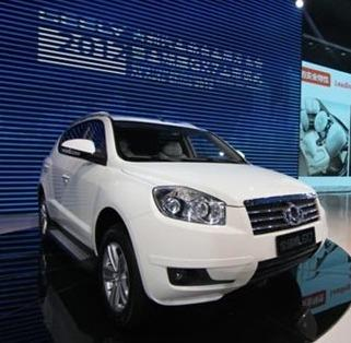 Zhejiang Geely Auto Co., Ltd
