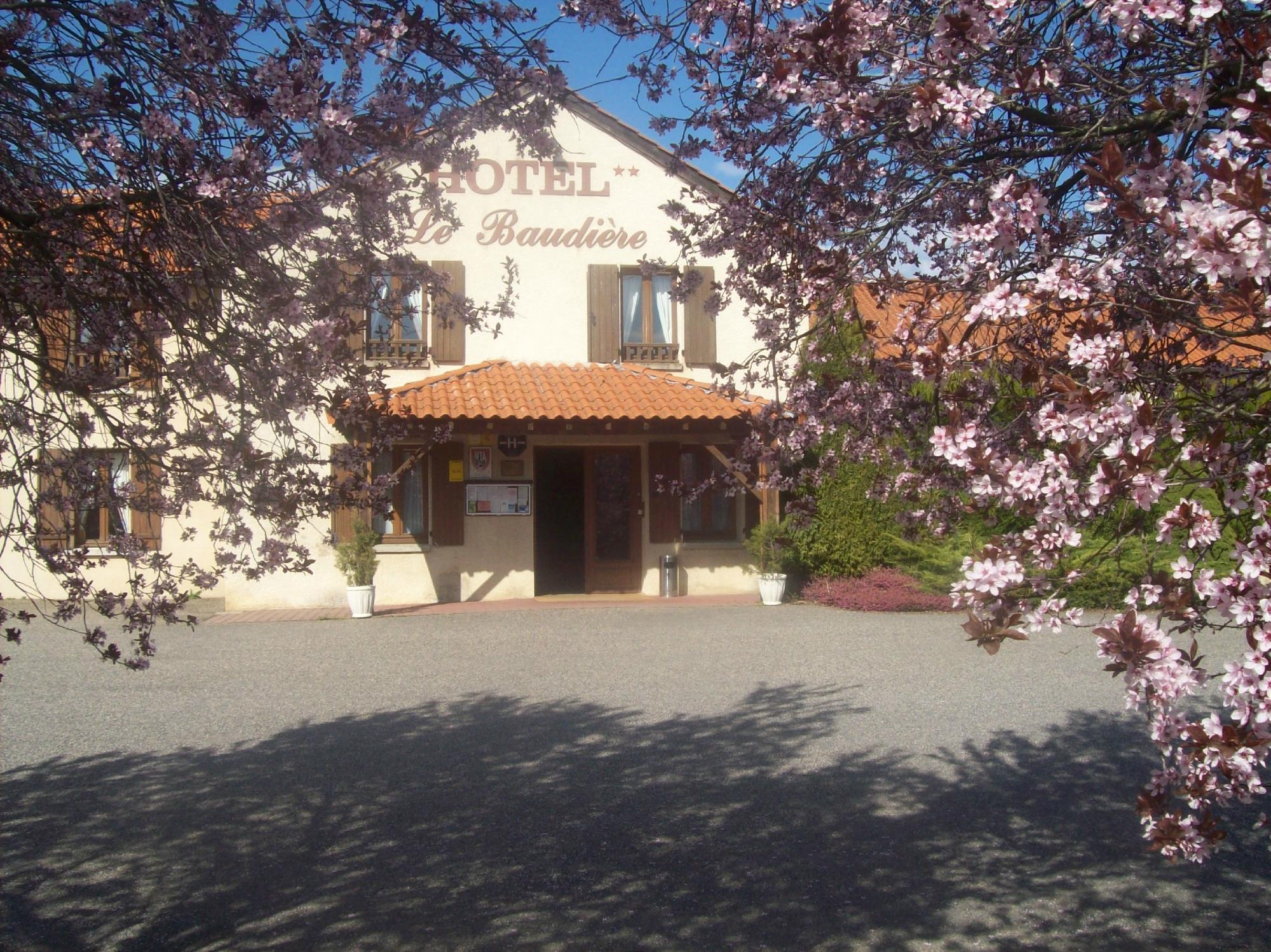 Hotel Le Baudiere