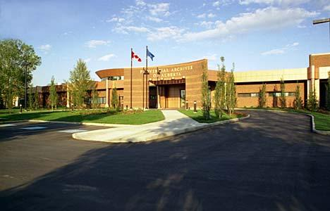 Provincial Archives of Alberta