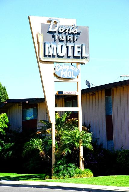 Don's Turf Motel-Los Alamitos