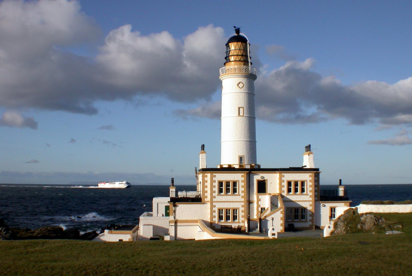 Corsewall Lighthouse Hotel