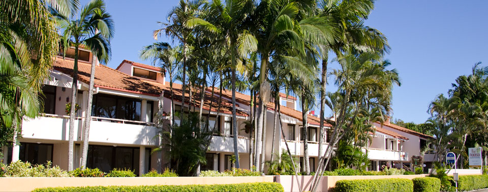 The Noosa Apartments