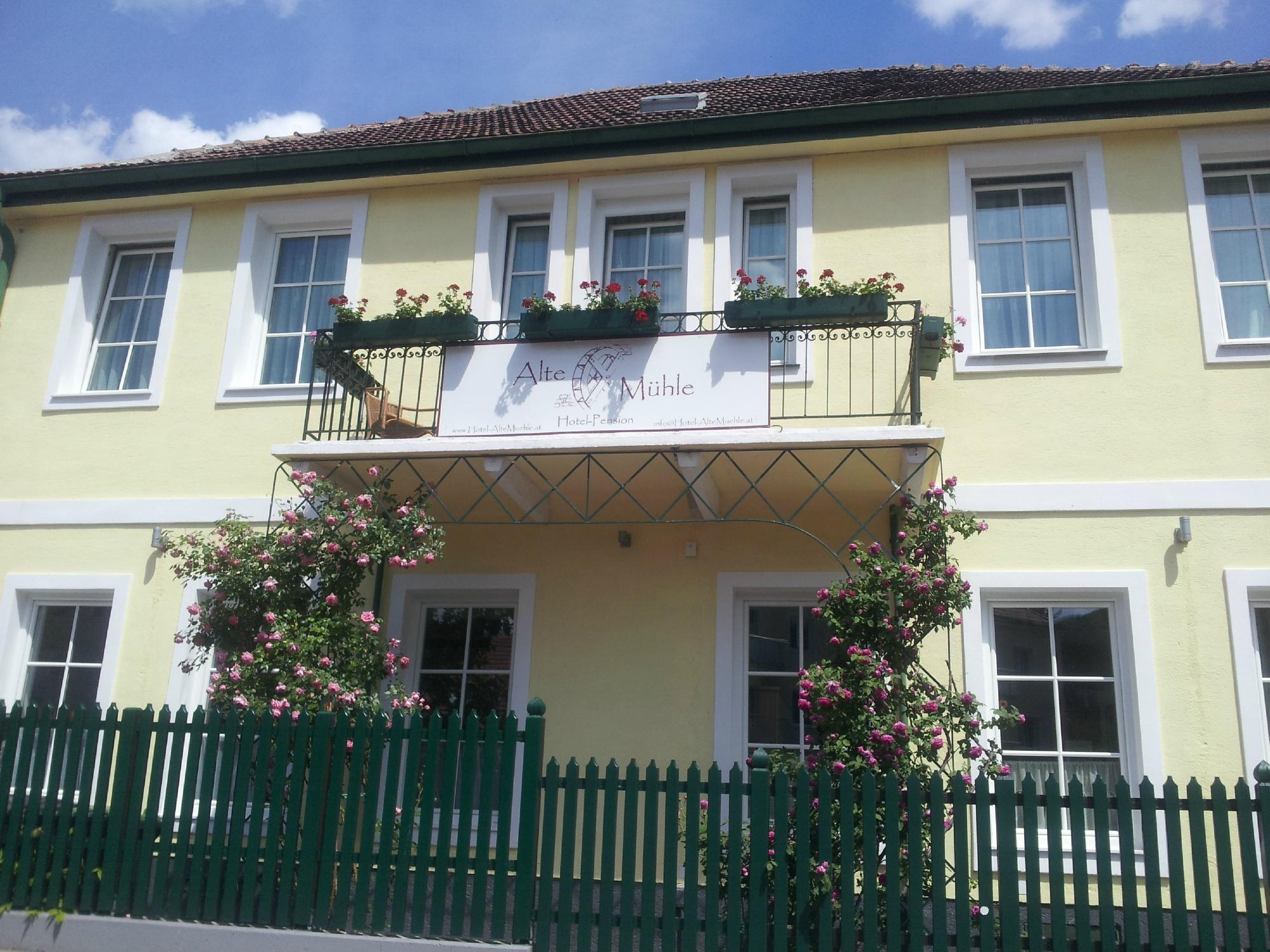 Hotel-Pension Alte-Muehle